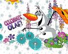 Celebrate Olaf