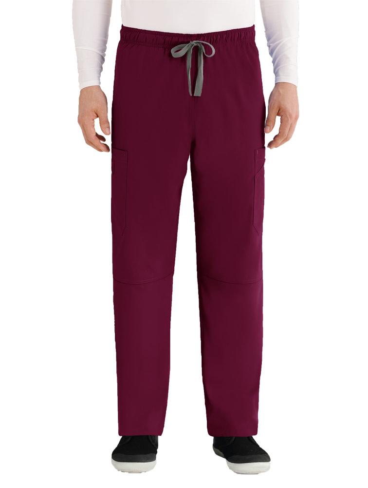 'Grey's Anatomy' Men's 6 Pocket Full Elastic Pant
