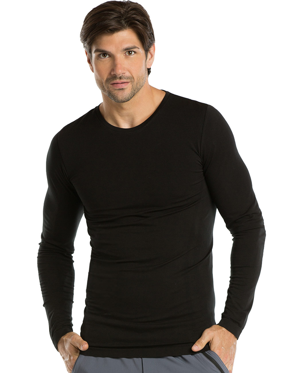 'Barco One' Men's Long Sleeve Tee