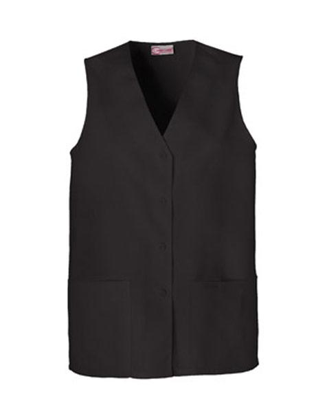 Button Front Vest