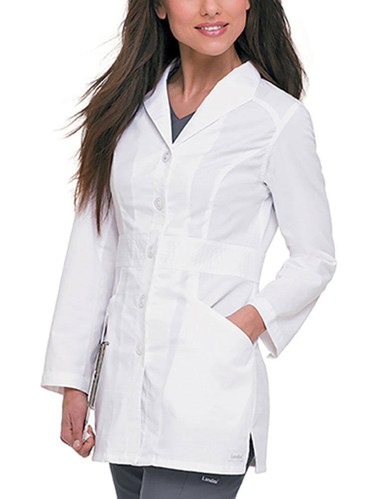 Smart Stretch Signature Lab Coat