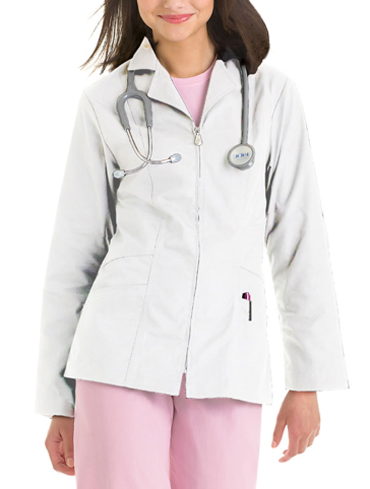Urbane Women's Lab Coat - 3109