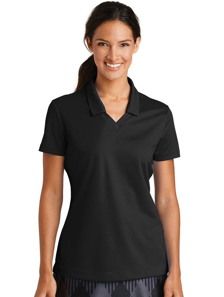 'Nike Golf' Ladies Dri-FIT Micro Pique Polo