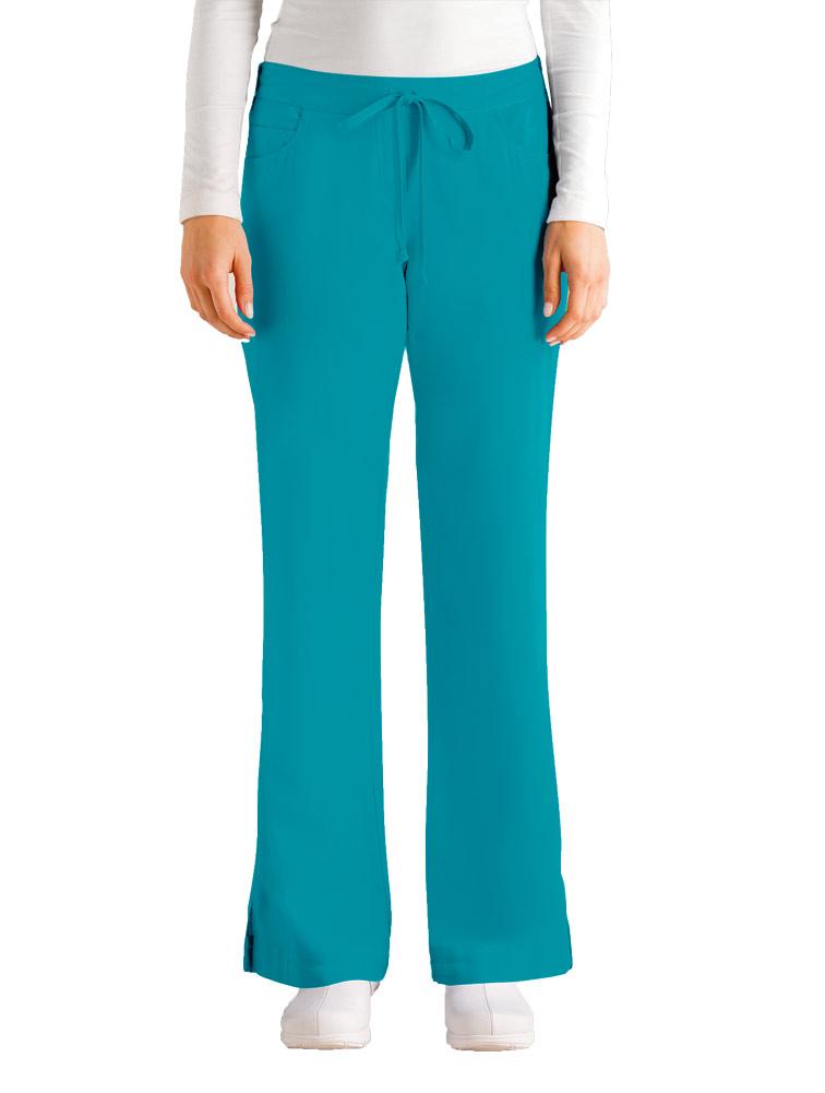 Grey's Anatomy™ 5-Pocket Drawstring Elastic Pant