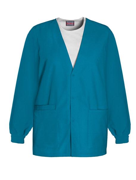 Cardigan Warm-Up Jacket