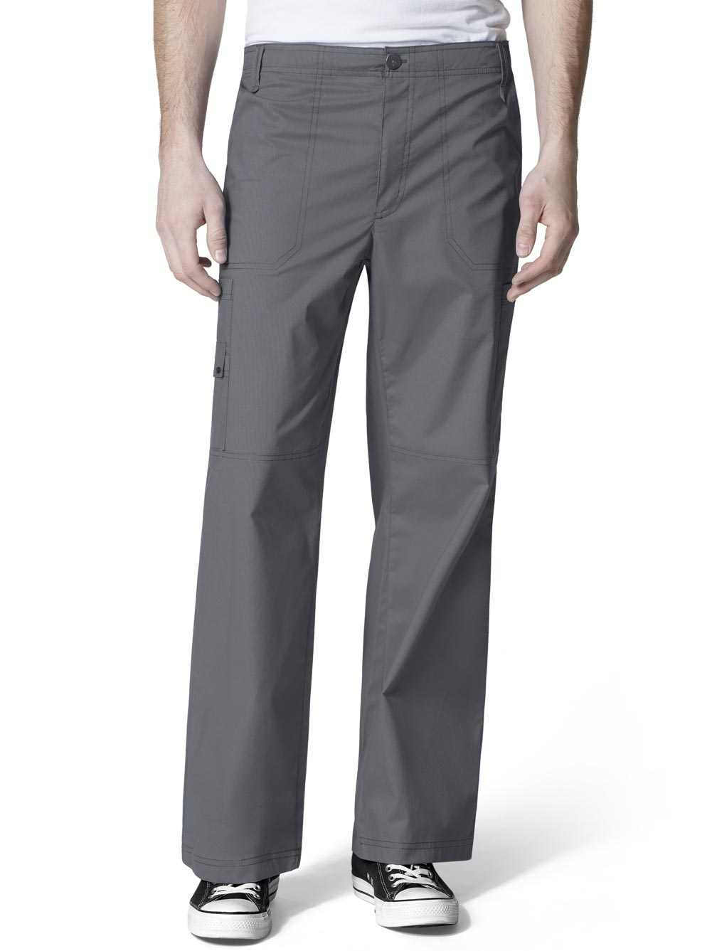 WonderFLEX 'Loyal' Mens Utility Straight Leg Pant