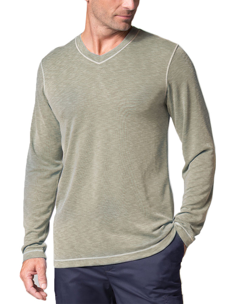 Men's Long Sleeve Modal Tee