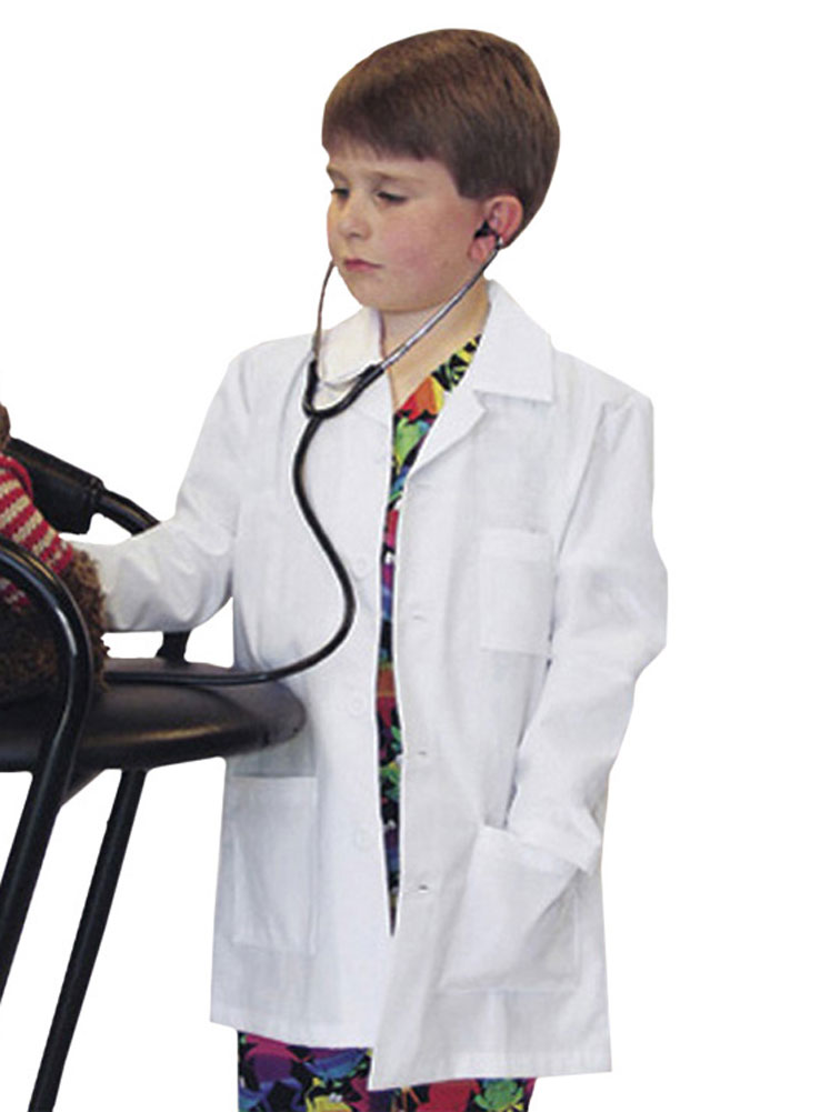 Child Size Lab Coat