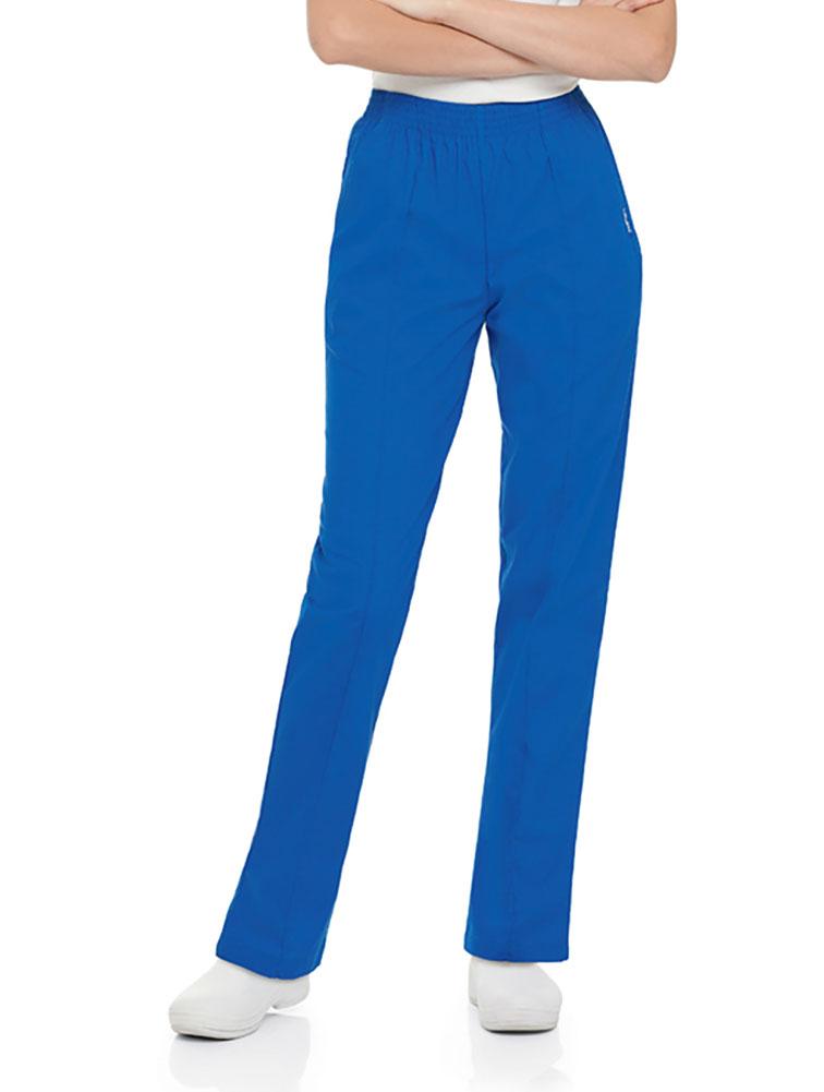 Landau Women's Classic Fit Pant Scrub Pant - 8320