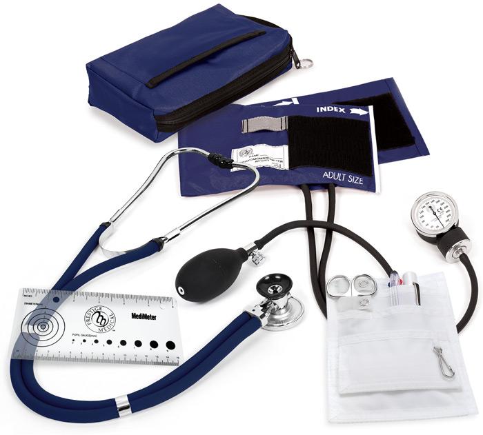 Aneroid Sphygmomanometer / Sprague-Rappaport Nurse Kit®