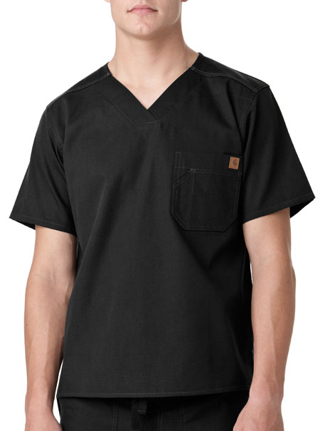 Men's Solid Ripstop Utility Top