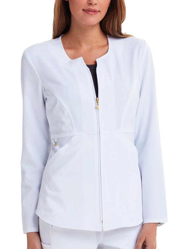 Zip Front Jacket