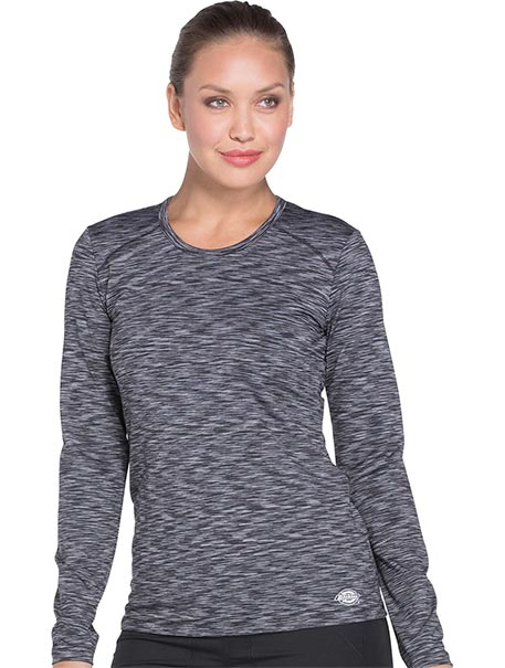Underscrub Long Sleeve Knit Tee