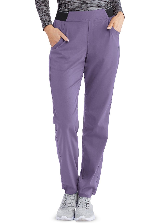 'Elite' 4-Pocket Elastic Waistband Pant