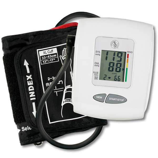 Large Adult Healthmate Blood Pressure Monitor