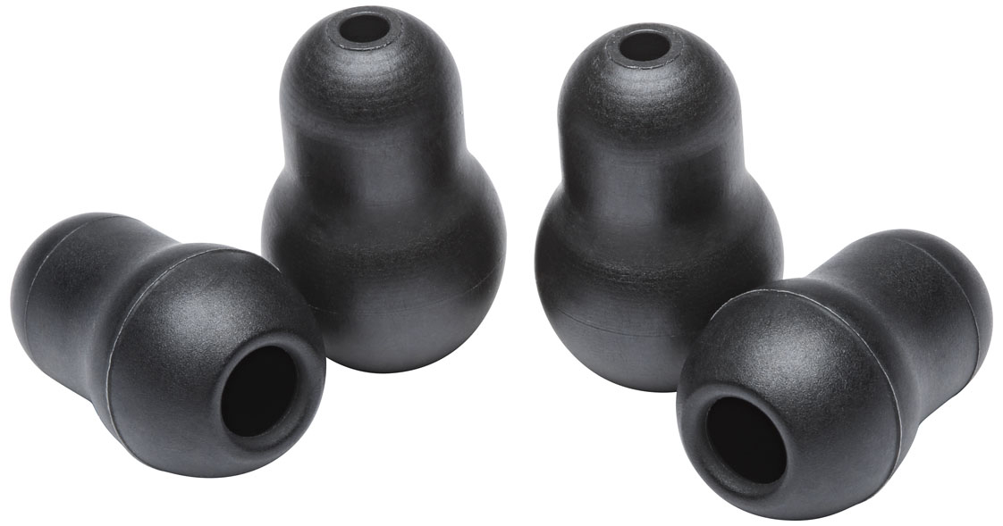 Large and Small Soft-Sealing Eartips