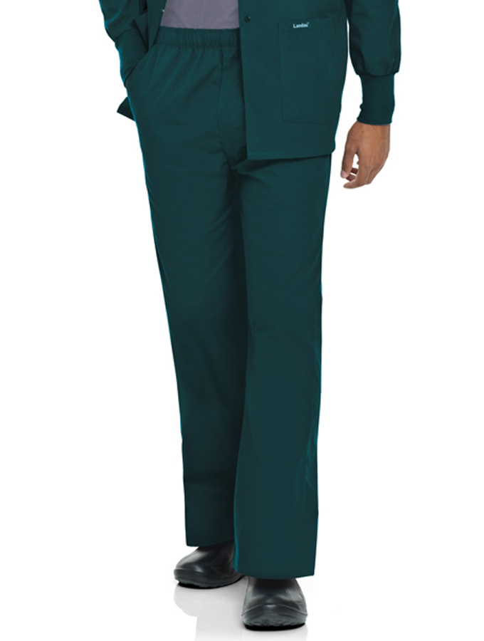 Men's Elastic Drawcord Pant