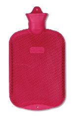 Ice/Hot Water Bottle with Stopper