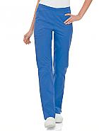 'Lexi' Natural Twill Slim Cargo Pant