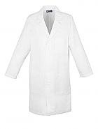 "40"" Unisex Lab Coat w/ Antimicrobial + Fluid Barrier"