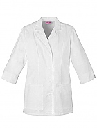 "30"" Women's Lab Coat w/ Antimicrobial"