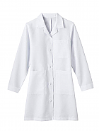 "Meta Ladies 37"" Labcoat"