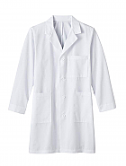 "Meta Men's 38"" Labcoat"