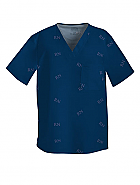 ID Scrubs Men's V-Neck Top