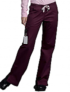 Med Couture Cargo Pant 'Wine w/ Powder Pink' XXX-Large