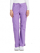 Missy Fit Drawstring Cargo Pant