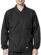 Men's Ripstock Zip Front Jacket