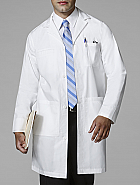 WonderLAB Men's Professional Lab Coat