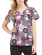 'MC�' Lexi Print Top