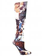 'Kitty' Fashion Compression Sock 8-15 mmHg
