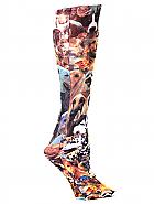 'Doggie' Fashion Compression Sock 8-15 mmHg