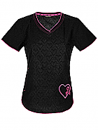 """Girls Love Pink"" V- Neck Top"