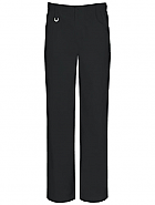 Men's Zip Fly Pull-On Pant w/ Antimicrobial