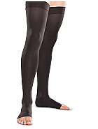 20-30Hg Compression Thigh High Open Toe