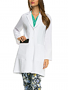 'Grey's Anatomy Signature' 2 Pocket Lab Coat