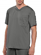 'Grey's Anatomy' Men's High V-Neckline Top