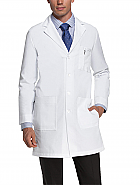 "'Mr. Barco' 37"" Lab Coat"