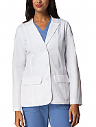 "28"" 2 Flap Pocket Lab Coat"