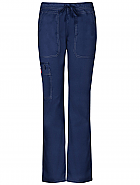 'GenFlex Contrast' Low Rise Straight Leg Drawstring Pant