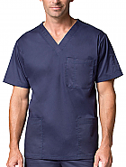 Men's 3 Pocket V-Neck Top
