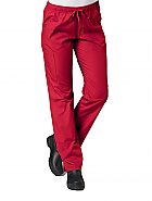 'Red Panda' Full Elastic Cargo Pant