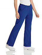 'Alexis' Comfort Elastic Waist Pant
