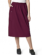 WonderWORK Women's Pull On Cargo Skirt