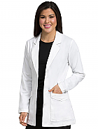 "Women's 31"" Mid Length Lab Coat"